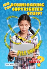 """<h2><a href=""""http://www.bluewaveclassroom.com/books/Are_You_Downloading_Copyrighted_Stuff/4236"""">Are You Downloading Copyrighted Stuff?: <i>Stealing or Fair Use</i></a></h2>"""