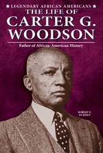 """<h2><a href=""""http://www.bluewaveclassroom.com/books/The_Life_of_Carter_G_Woodson/4279"""">The Life of Carter G. Woodson: <i>Father of African-American History</i></a></h2>"""