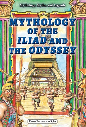 Picture of Mythology of the Iliad and the Odyssey: