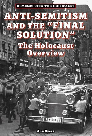 an overview of the final solution to the jewish question in a history book Be the first to ask a question about ordinary men the summary, i was very excited to start the book completing the final solution the book studies.