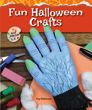 Picture of Fun Halloween Crafts: