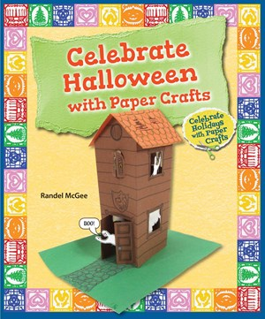 Picture of Celebrate Halloween with Paper Crafts: