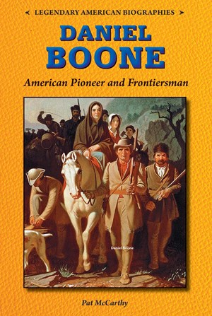 Picture of Daniel Boone: American Pioneer and Frontiersman