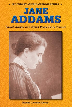 Picture of Jane Addams: Social Worker and Nobel Peace Prize Winner