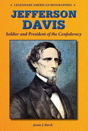Picture of Jefferson Davis: Soldier and President of the Confederacy