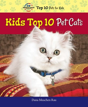 Picture of Kids Top 10 Pet Cats: