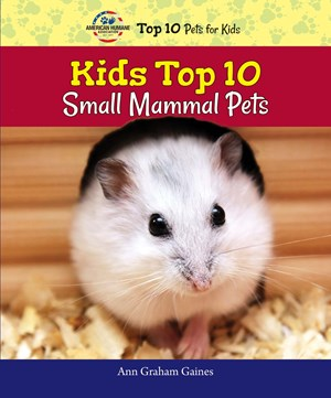 Picture of Kids Top 10 Small Mammal Pets: