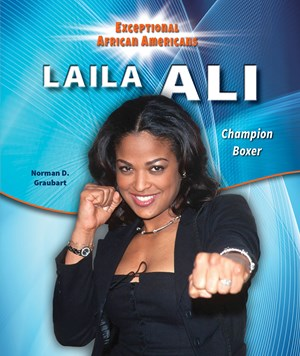 Picture of Laila Ali: Champion Boxer