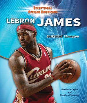 Picture of LeBron James: Basketball Champion