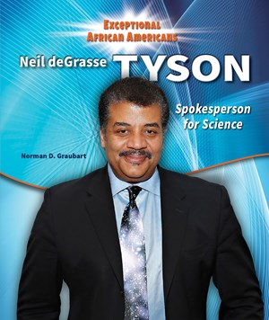 Picture of Neil deGrasse Tyson: Spokesperson for Science