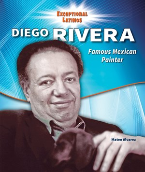 Picture of Diego Rivera: Famous Mexican Painter
