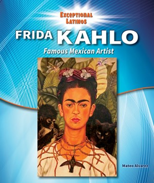 Picture of Frida Kahlo: Famous Mexican Artist