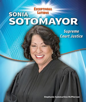 Picture of Sonia Sotomayor: Supreme Court Justice