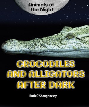 Picture of Crocodiles and Alligators After Dark