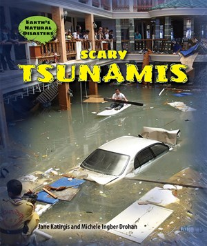 Picture of Scary Tsunamis