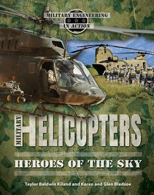 Picture of Military Helicopters: Heroes of the Sky