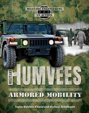 Picture of Military Humvees: Armored Mobility