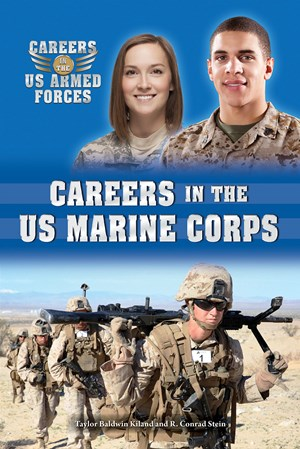 Picture of Careers in the US Marine Corps