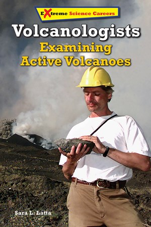 Picture of Volcanologists: Examining Active Volcanoes
