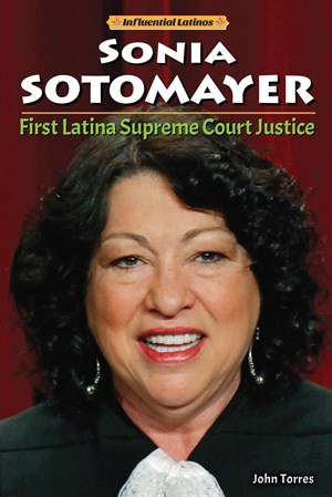 Picture of Sonia Sotomayor: First Latina Supreme Court Justice