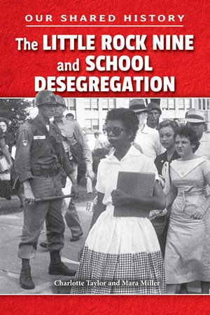 Picture of The Little Rock Nine and School Desegregation
