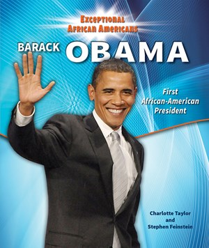 Picture of Barack Obama: First African-American President