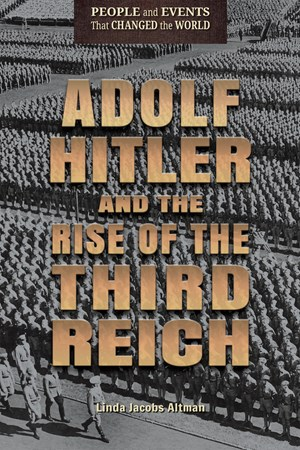 Picture of Adolf Hitler and the Rise of the Third Reich: