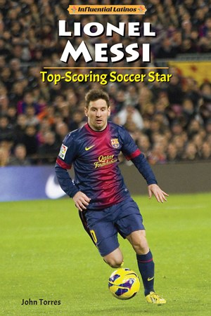Picture of Lionel Messi: Top-Scoring Soccer Star