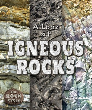 Picture of A Look at Igneous Rocks:
