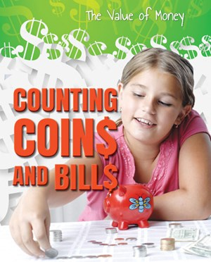 Picture of Counting Coins and Bills: