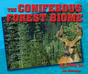 Picture of The Coniferous Forest Biome: