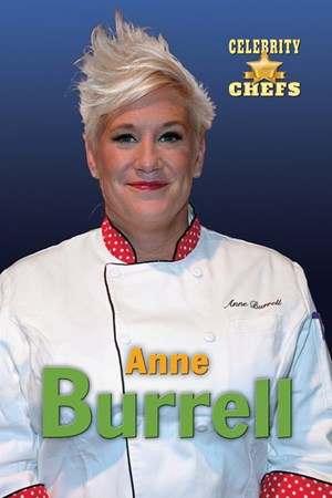 Picture of Anne Burrell: