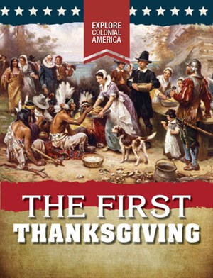 Picture of The First Thanksgiving: