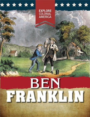 Picture of Ben Franklin: