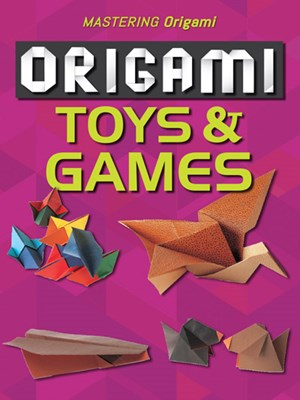 Picture of Origami Toys & Games: