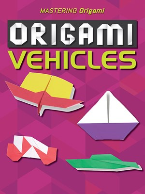 Picture of Origami Vehicles: