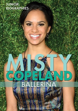 Picture of Misty Copeland: Ballerina