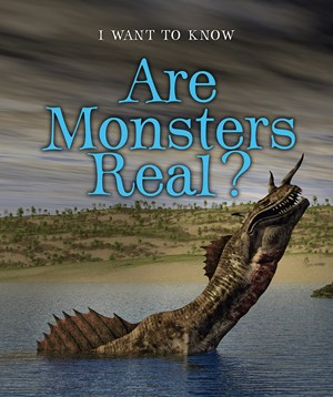 Picture of Are Monsters Real?:
