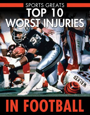 Picture of Top 10 Worst Injuries in Football:
