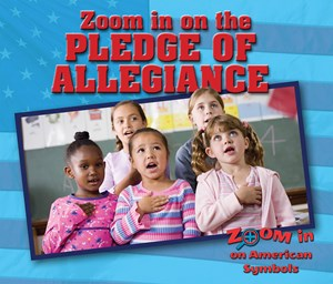 Picture of Zoom in on the Pledge of Allegiance: