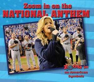 Picture of Zoom in on the National Anthem: