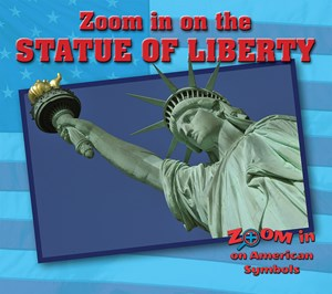 Picture of Zoom in on the Statue of Liberty: