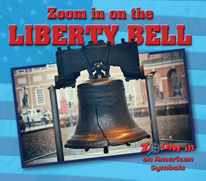 Picture of Zoom in on the Liberty Bell: