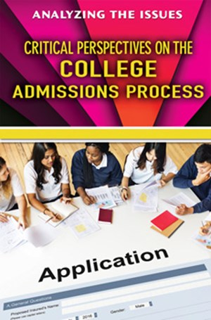 Picture of Critical Perspectives on the College Admissions Process: