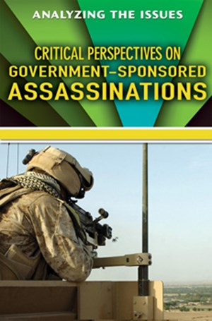 Picture of Critical Perspectives on Government-Sponsored Assassinations: