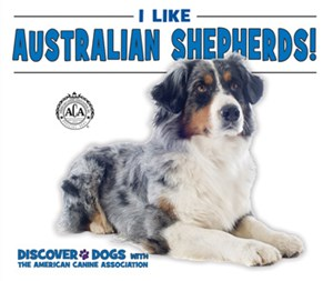 Picture of I Like Australian Shepherds!: