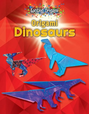 Picture of Origami Dinosaurs: