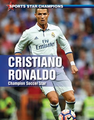 Picture of Cristiano Ronaldo: Champion Soccer Star