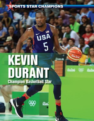 Picture of Kevin Durant: Champion Basketball Star