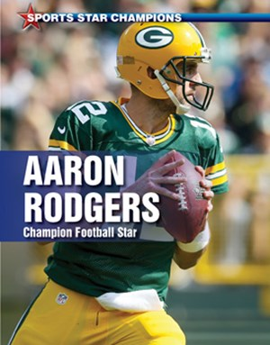 Picture of Aaron Rodgers: Champion Football Star